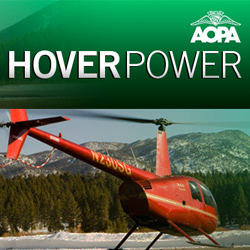 The Hoverpower blog is updated by a team of helicopter pilots with a vast array of backgrounds.