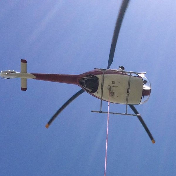 Sling load training in the Cabri G2