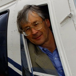 around world helicopter solo dick smith