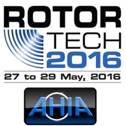 AHIA Rotortech Australia helicopter expo