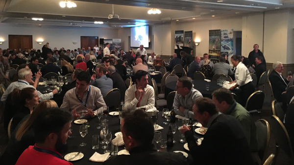 Rotortech 2016 Gala Dinner