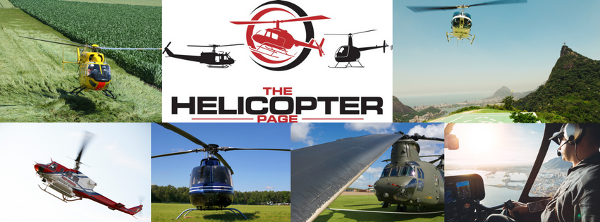 Facebook page - Helicopter community news and photos