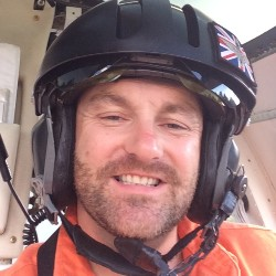 David McColl has flown a range of powerline industry roles using the MD500